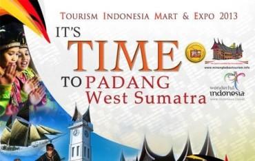 Padang Siap Jadi Tuan Rumah Tourism Indonesia Mart & Expo 2013