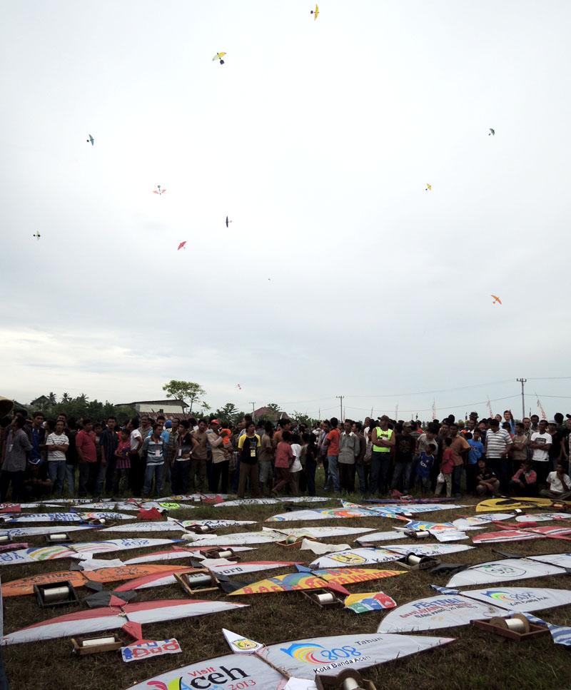 Festival Geulayang Tunang 2013 di Blang Pango