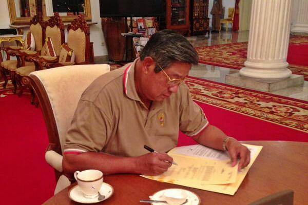 Presiden SBY (@SBYudhoyono)