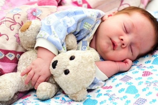Ilustrasi tidur siang