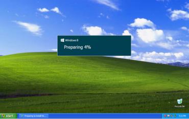 Windows XP Lebih Mahal dari Windows 8
