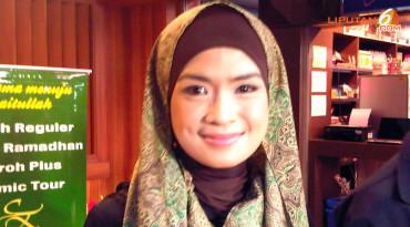 Yulia Rahman Mantap Berjilbab