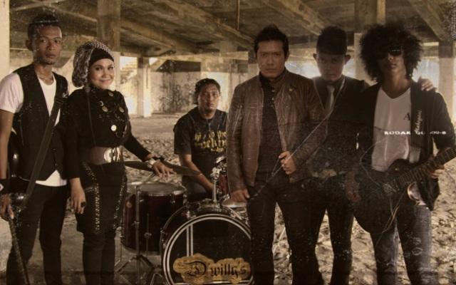 Dwillys Band asal Lhokseumawe (dwillysband.com)