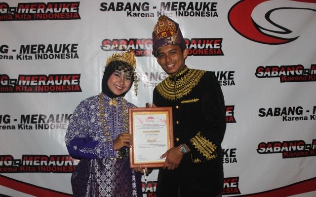 Perwakilan dari Taman Pelajar Aceh Yogyakarta (Ist)