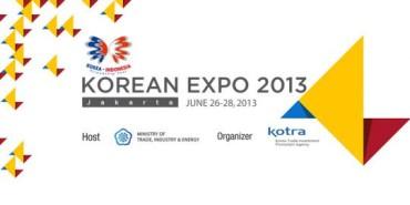 Korean Expo 2013 Ajang Tarik Investor