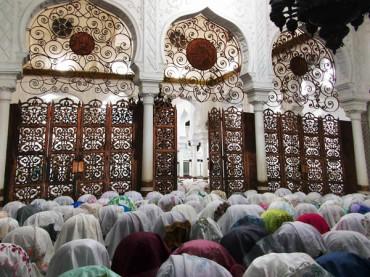 Kemenag Isyaratkan Idul Fitri 1434 H Serentak