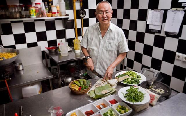 Ahli Kuliner William Wongso Terpikat dengan Kekayaan Kuliner Aceh