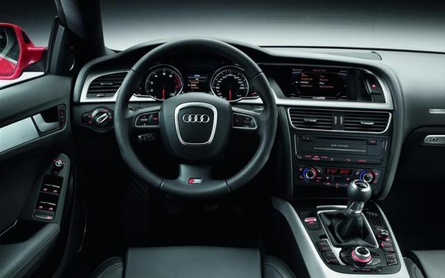 Interior dalam Audi A5 Sportback (conceptcarz.com)