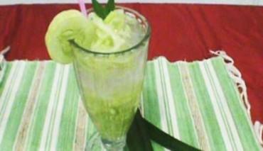 Segarnya Es Timun Serut Khas Aceh