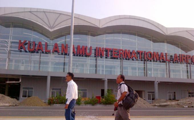 Kualanamu International Airport (tribunnews.com)