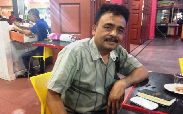 Direktur Kasga Record Syekh Ghazali (Ist)
