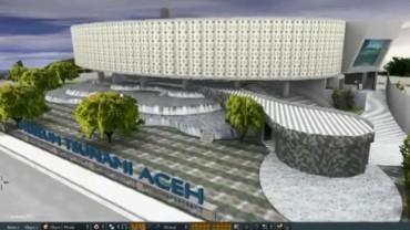 Ini Dia Game 3D Museum Tsunami Aceh