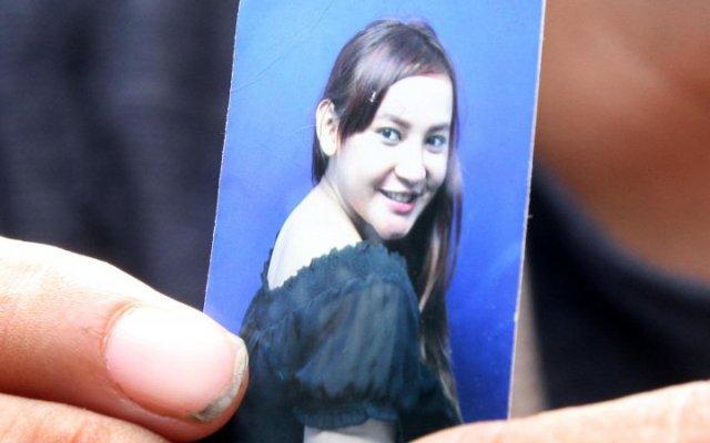 Foto Della Caroline (tribunnews.com)