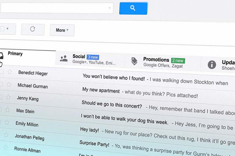 Google Update Tampilan dan Fitur Baru GMail