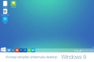 OS Windows 9