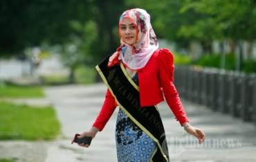 Agam Inong Aceh Juara 2 Pemilihan Duta Wisata Nasional