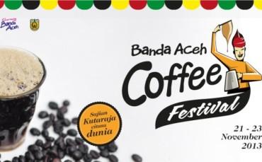 Segera Digelar Banda Aceh Coffee Festival 2013