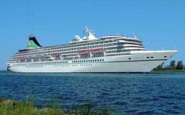 Kapal Pesiar MS Artania Bawa 1.200 Turis ke Sabang