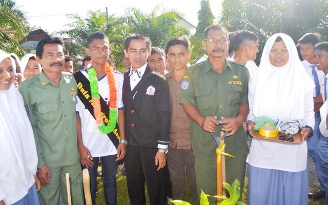 Martunis, Duta Manggrove Aceh (IST)
