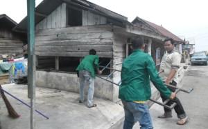 Saat tinggal di Gampong Waq Toweran, Aceh Tengah (IST)