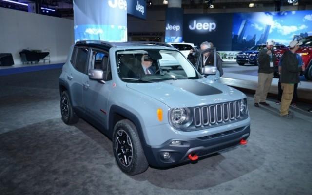 Baby Jeep, Hadir di New York Rambah Pasar Dunia