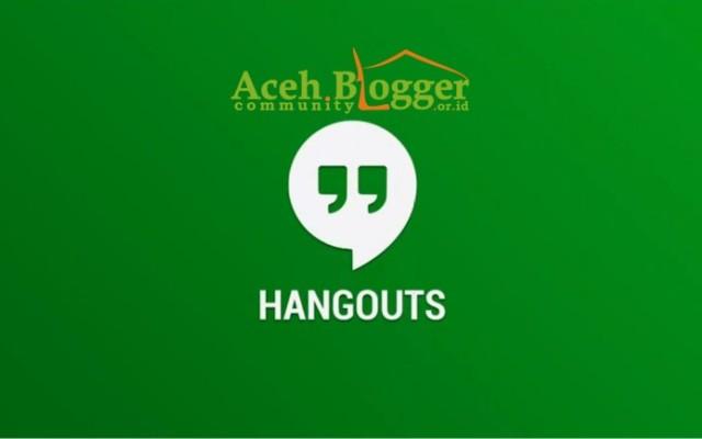 Aceh Blogger Adakan Kopdar di 'Google+ Hangouts'
