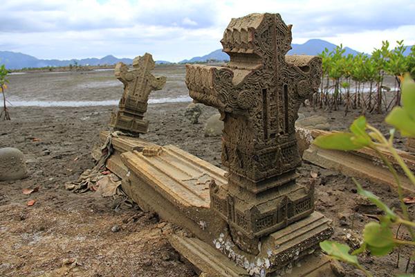 Makam peninggalan zaman kesultanan Aceh (Foto M Iqbal/SeputarAceh.com)