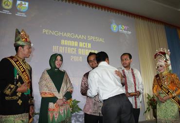 Banda Aceh Heritage Award