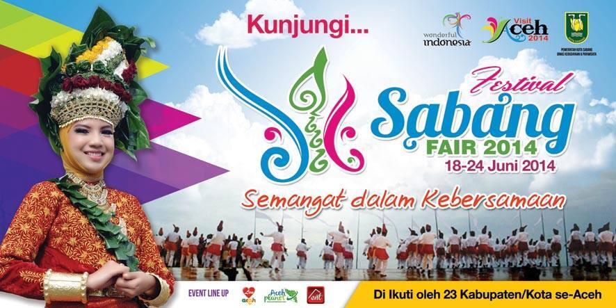 Banner Sabang Fair - 2