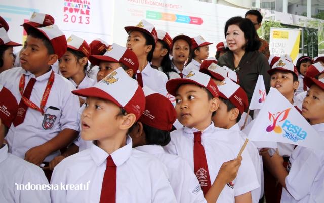 Festival Lagu Anak - Kemenparenkraf