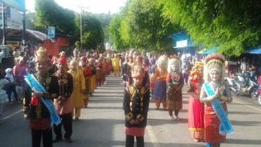 Pawai Budaya Jadi Pembuka Festival Sabang Fair