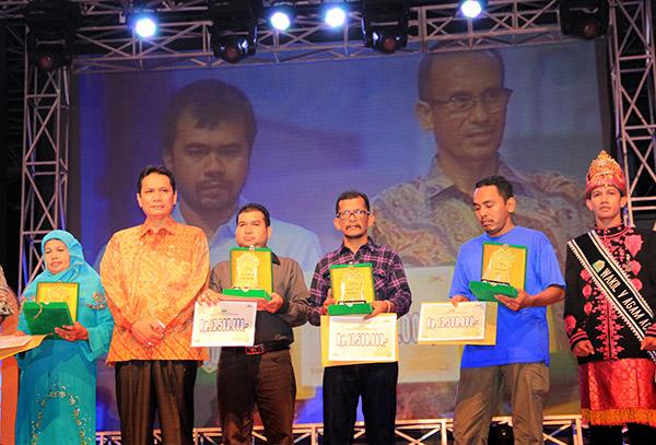Piasan Pidie Raya Digelar di TARASA Banda Aceh