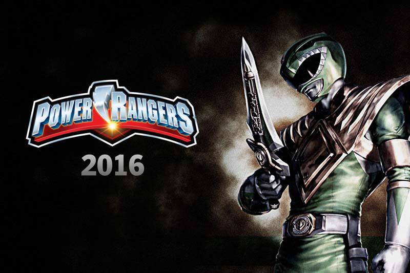 Film Power Rangers Siap Beraksi 2016 Mendatang
