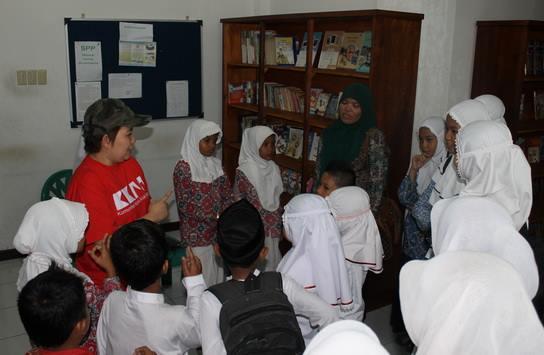 Rumah Baca Indonesia di Aceh Akan Bertambah
