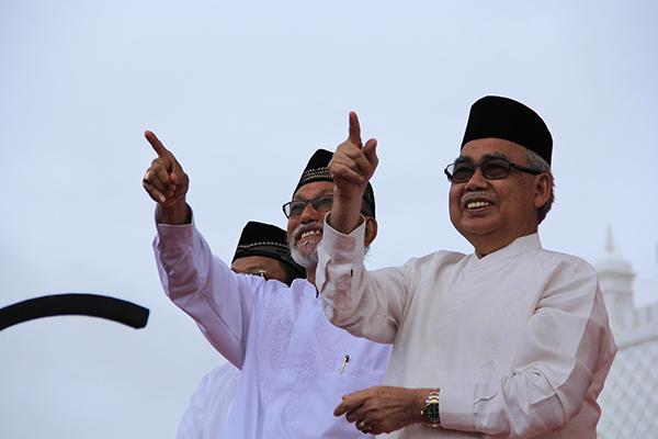 Foto Peringatan 9 Tahun Damai Aceh