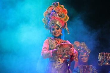Foto Anugerah Seni di Piasan Seni Banda Aceh 2014