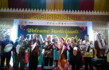 Tourism Indonesia Market & Expo Resmi Dibuka di Banda Aceh