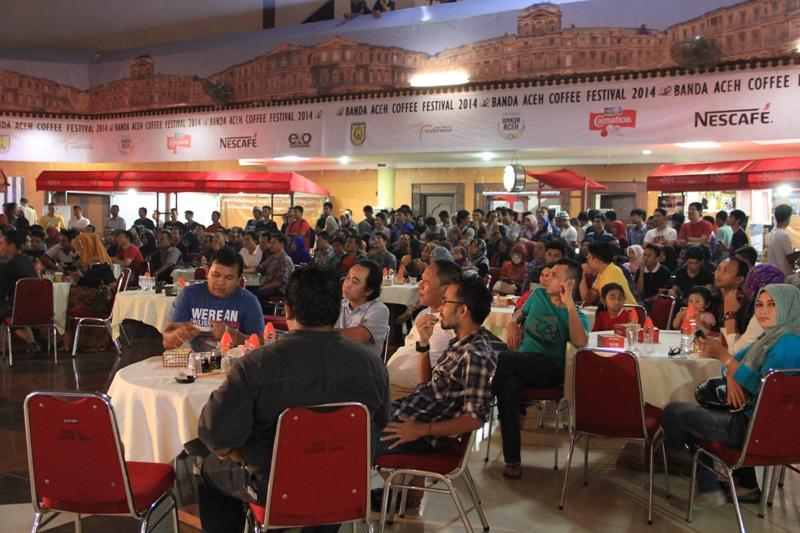 """BACF 2014 Angkat """"Sanger Sebagai Minuman Tradisional Aceh"""""""