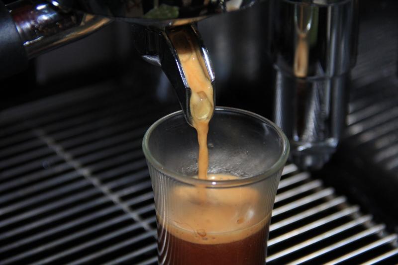 BACF 2014 Segelas Espresso panas
