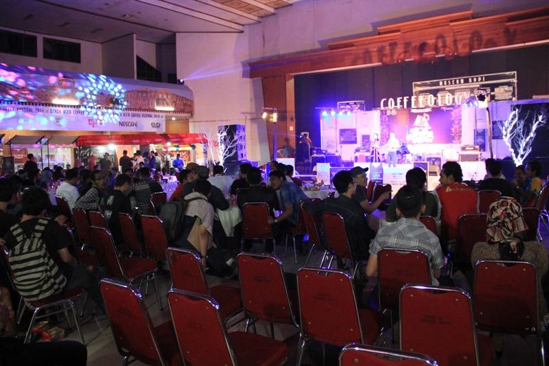 BACF 2014 Suasana Pembukaan
