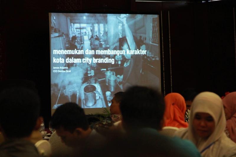 City Branding - Rebranding Aceh suasana seminar (Foto M Iqbal/SeputarAceh.com)