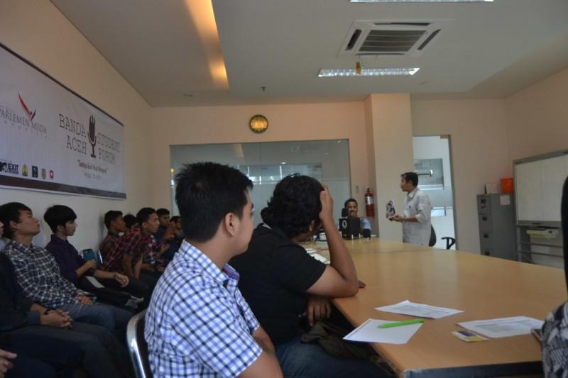 IKAMBA Gelar Banda Aceh Development Youth Forum 2014
