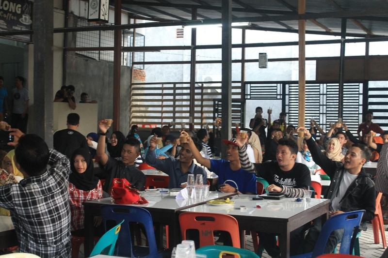 Sanger Day di Banda Aceh (Foto M Iqbal/SeputarAceh.com)