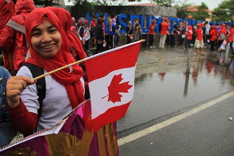 Foto-foto Hari Kepedulian Diperingati di Banda Aceh