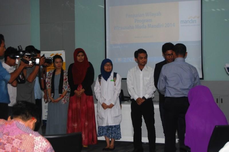 Anak Muda Aceh Ini Lolos Ajang Wirausaha Muda Mandiri