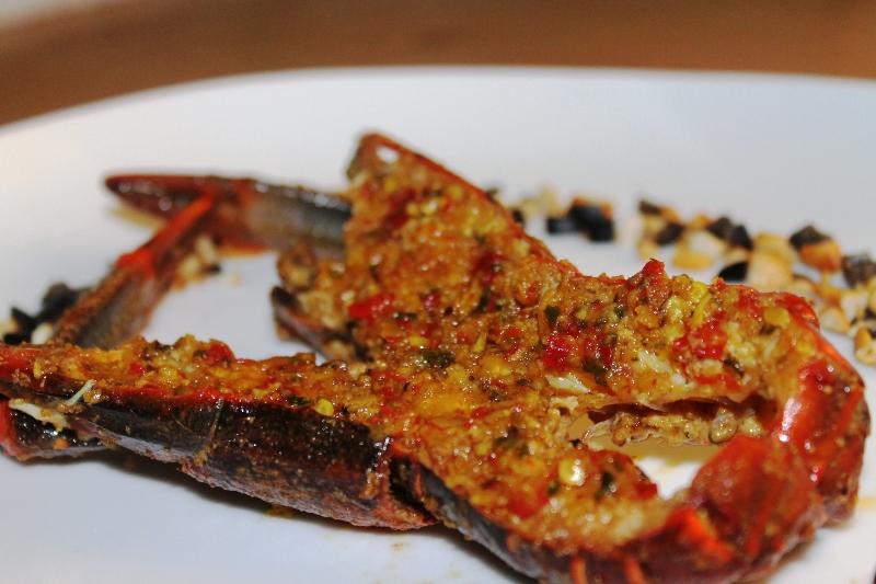Ilustrasi masakan Lobster (Foto dentistvschef.wordpress.com)