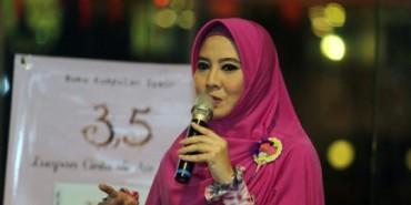 Besok, Peggy Melati Sukma Isi Dakwah di Banda Aceh