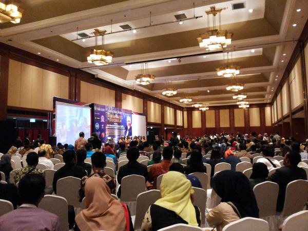 launching buku dari rimba Aceh ke Stockholm